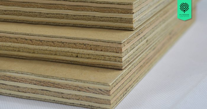 Plywood. What are the types of ply?